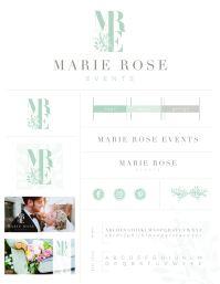 MarieRoseEvents_BrandingBoard