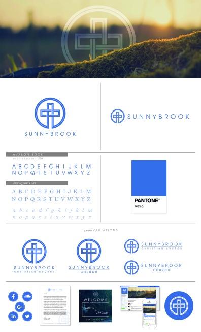 Sunnybrook_BrandBoard